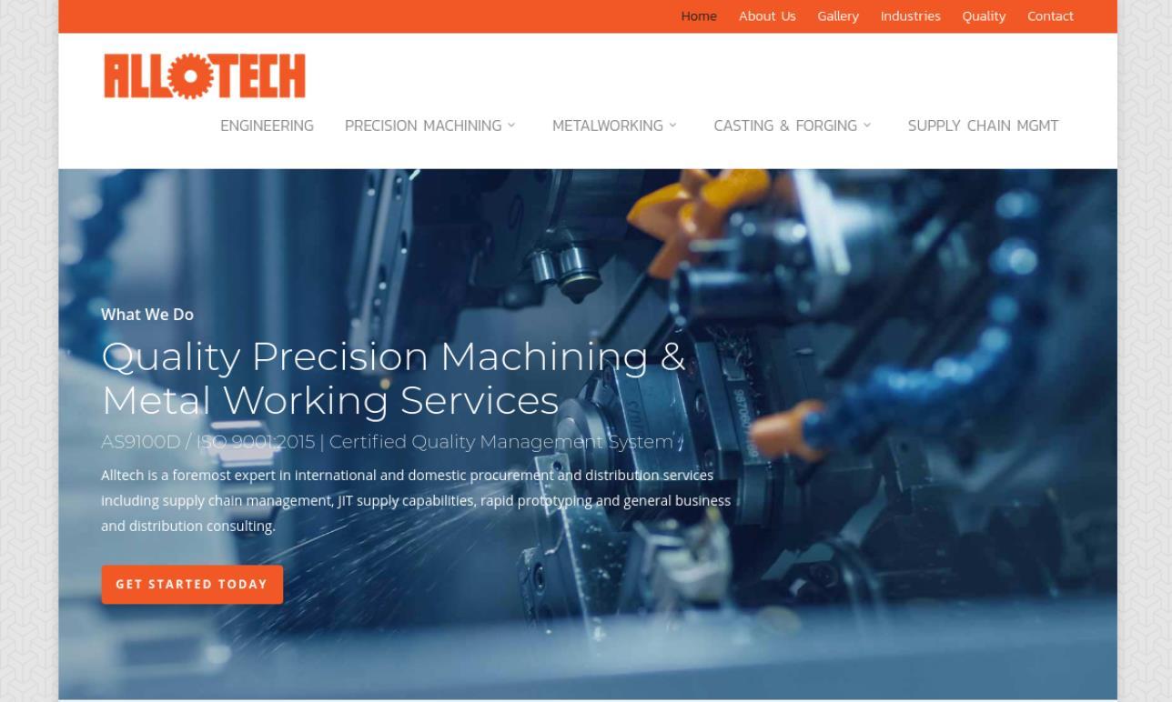Alltech Industrial, LLC