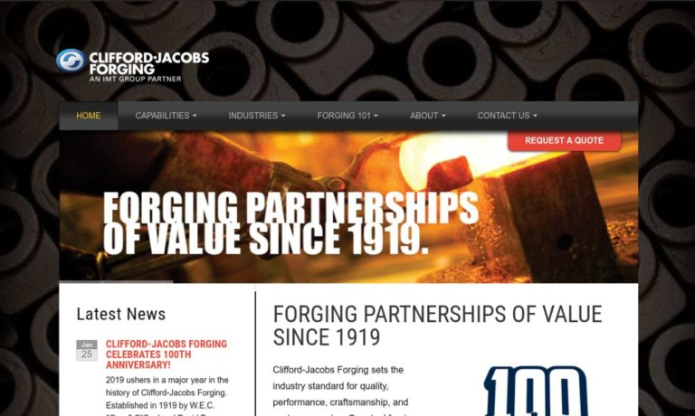 Clifford-Jacobs Forging Company