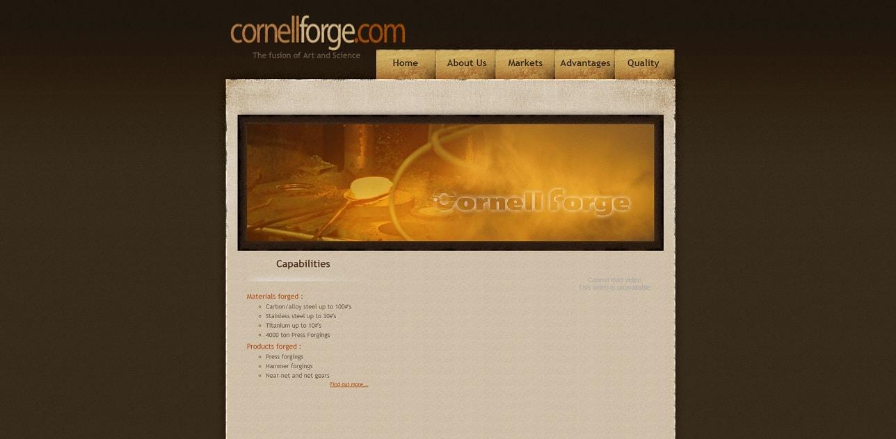 Cornell Forge Company