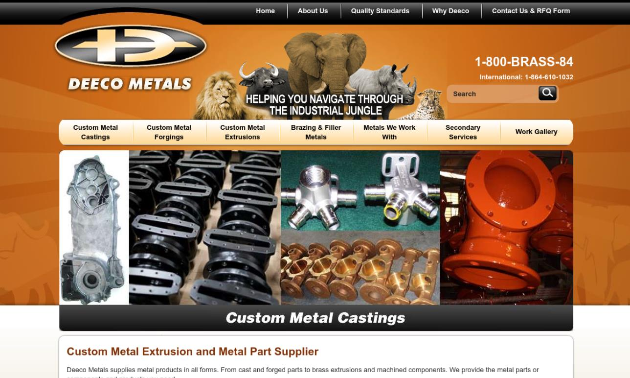 Deeco Metals Corporation