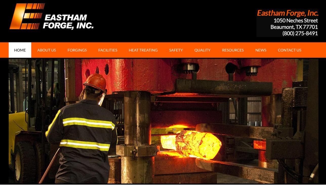 Eastham Forge, Inc.