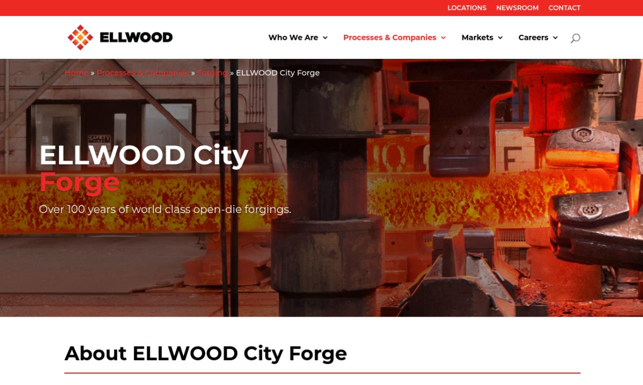 Ellwood City Forge