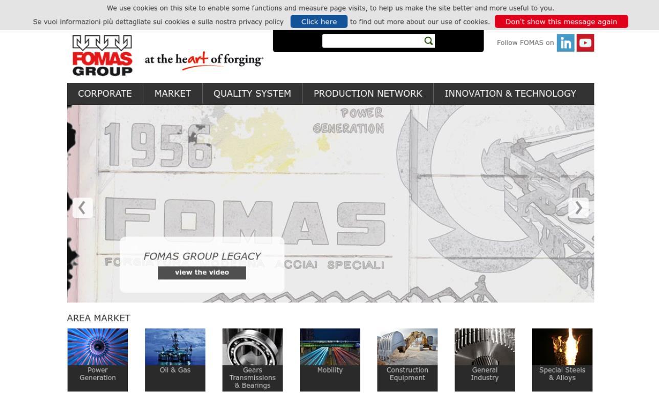 FOMAS, Inc.