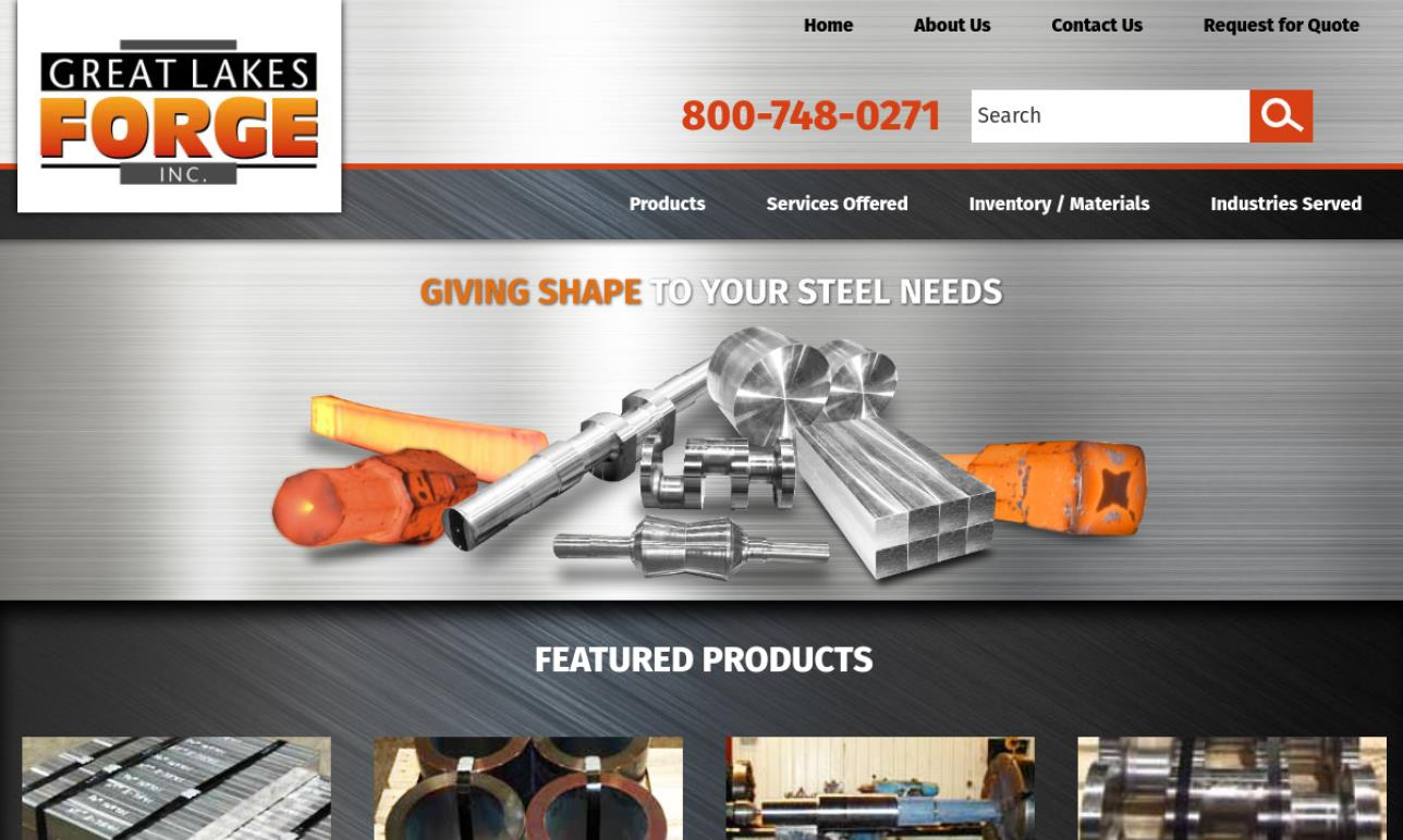 Great Lakes Forge, Inc.