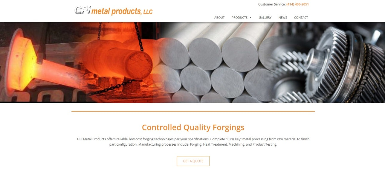 GPi Metal Products, LLC