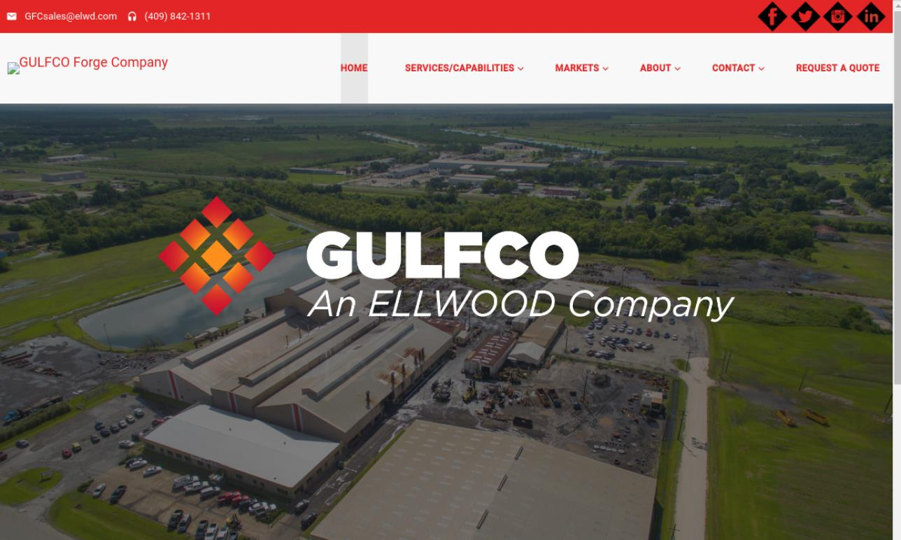 Gulf Coast Machine & Supply Company