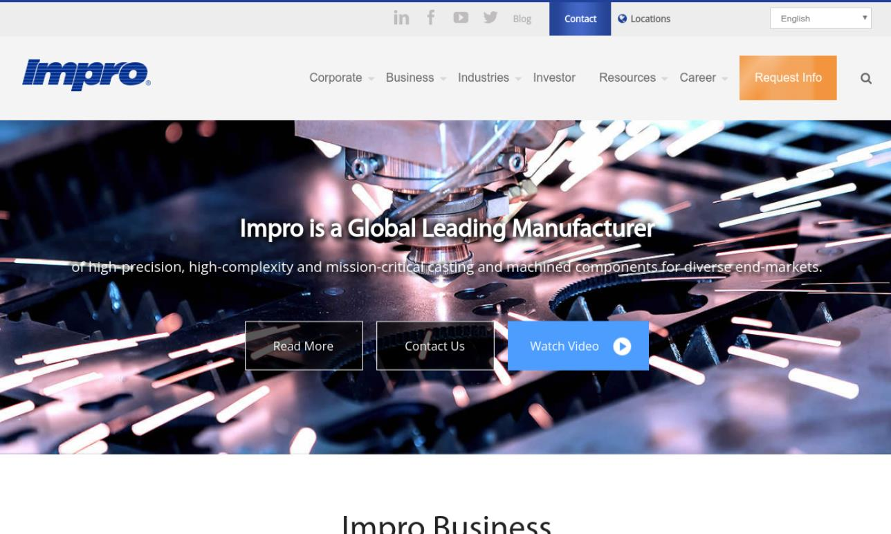 Impro Industries USA, Inc.
