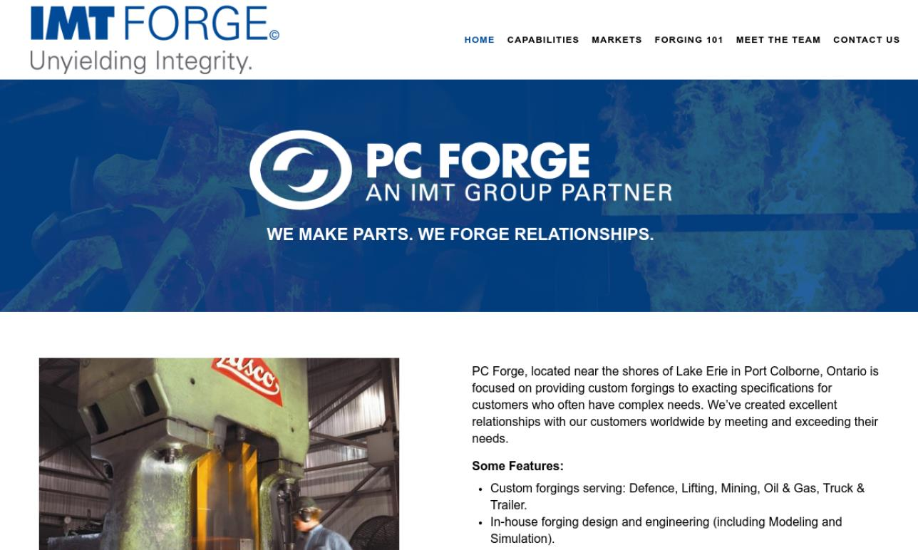 IMT Forge Group