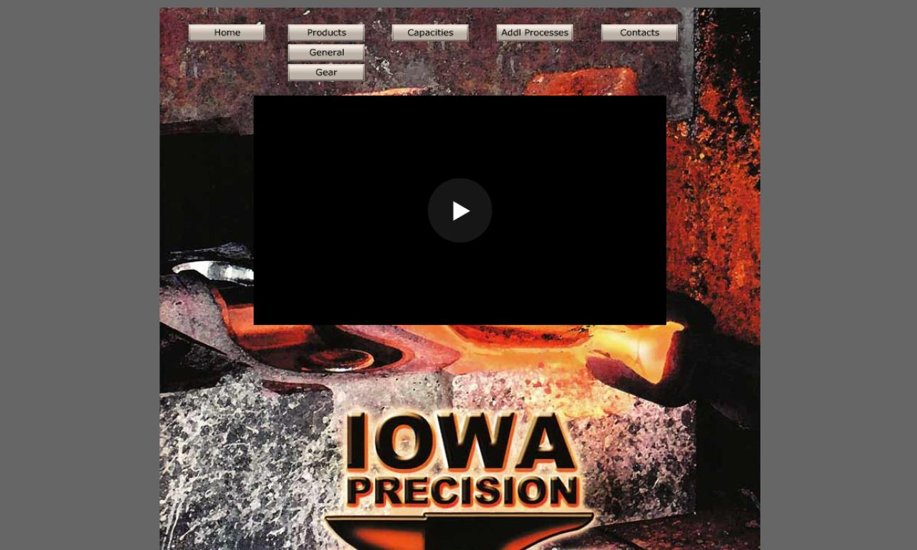 Iowa Precision Forge