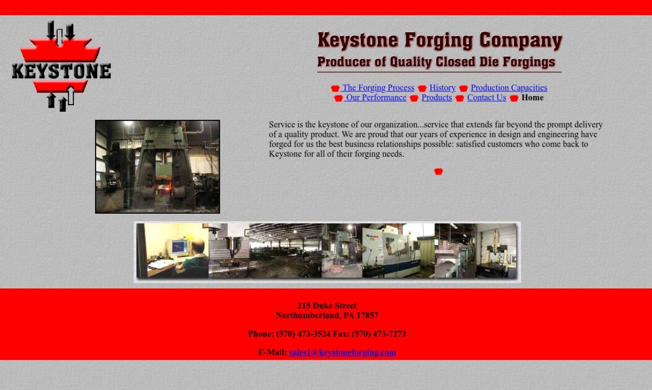 More Forging Company Listings