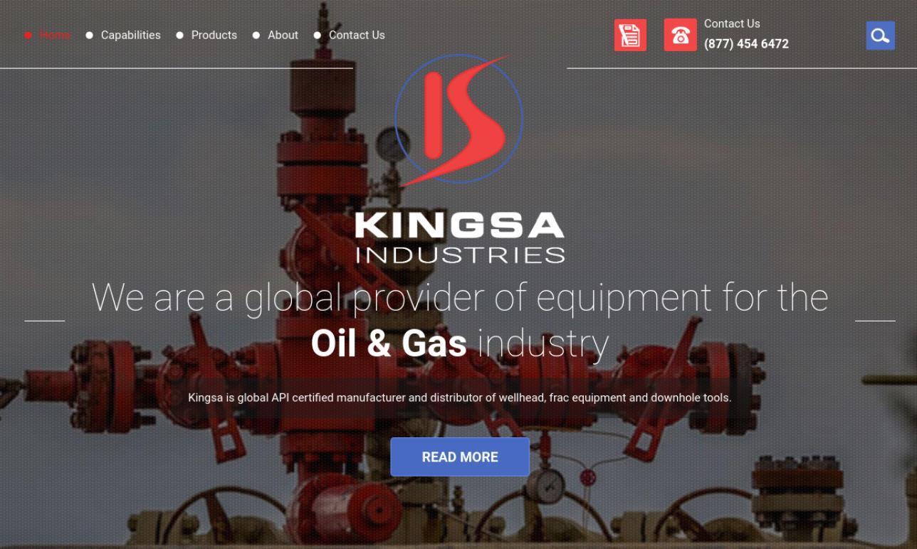 Kingsa Industries (USA), Inc.