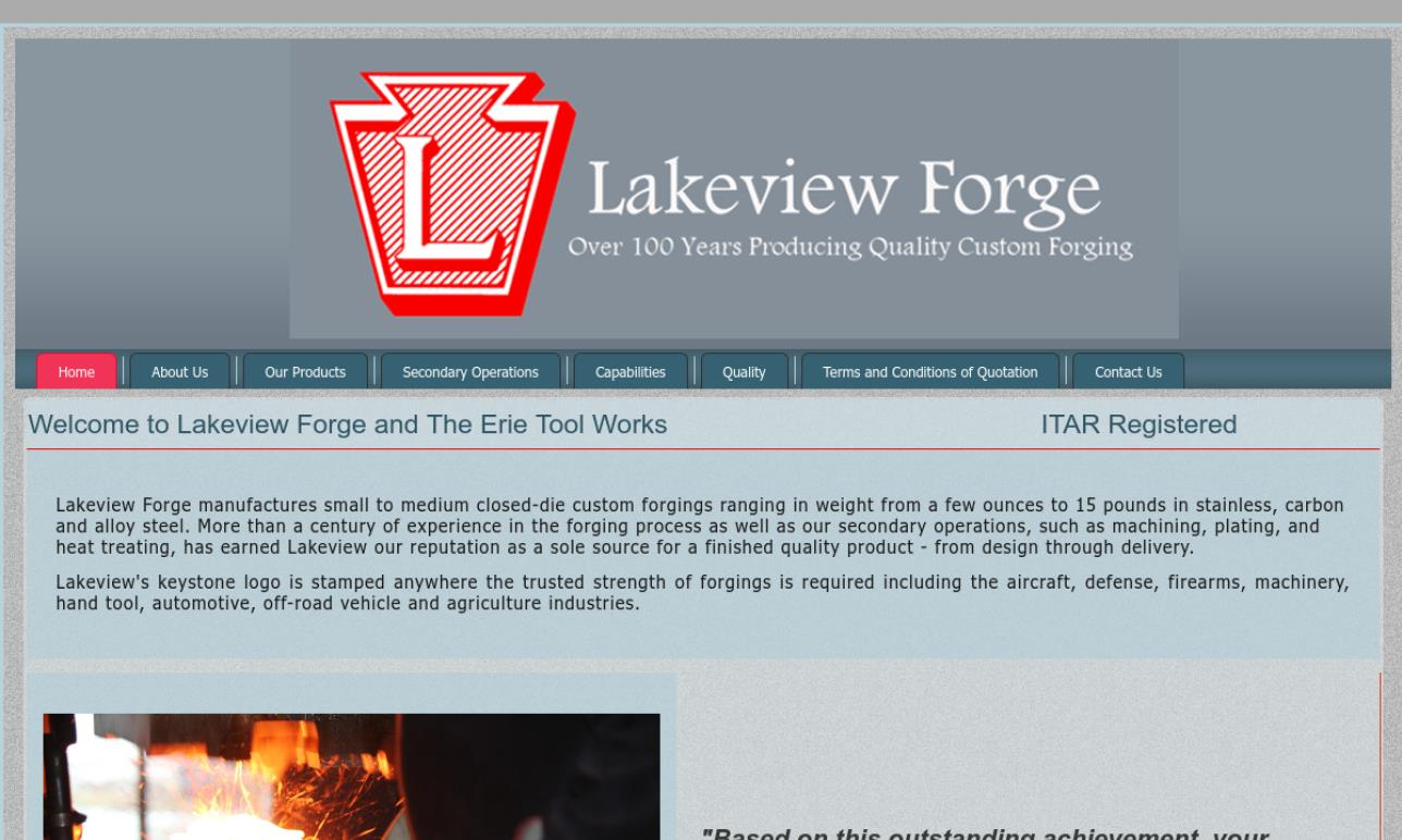 Lakeview Forge Company