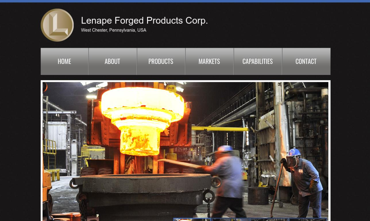Lenape Forged Products, Corp.