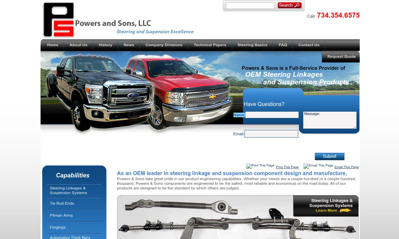 Powers and Sons LLC