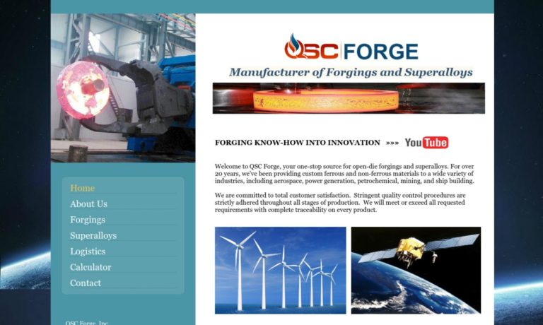QSC Forge, Inc.