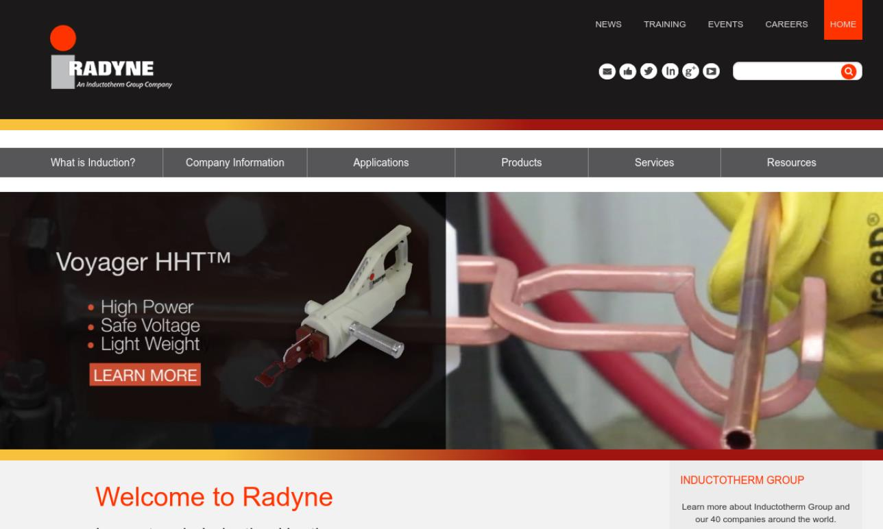 Radyne Corporation