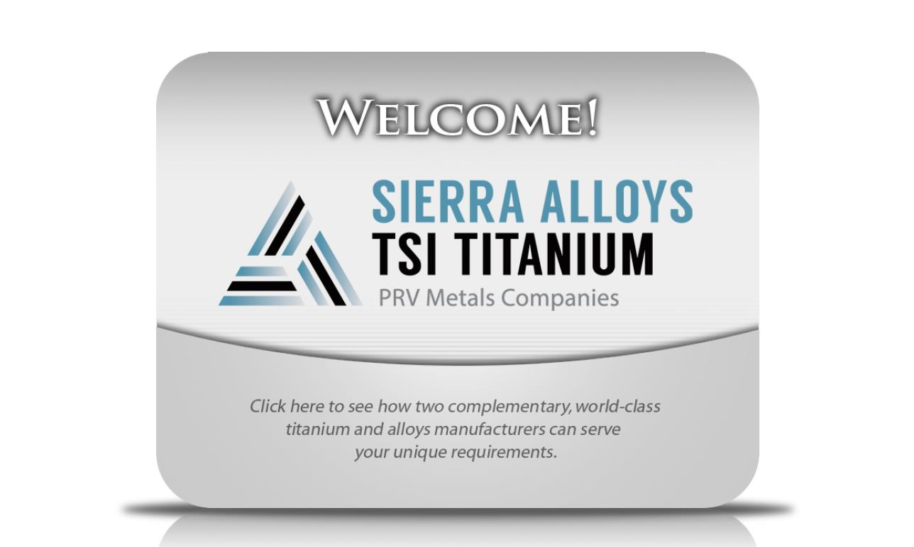 Sierra Alloys
