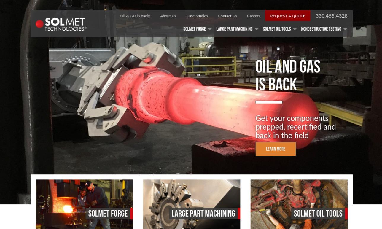 Solmet Technologies, Inc.