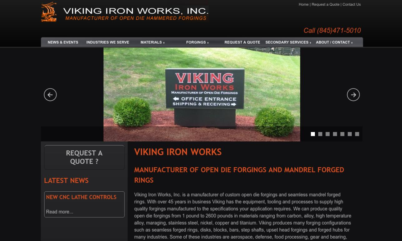 Viking Iron Works Inc.