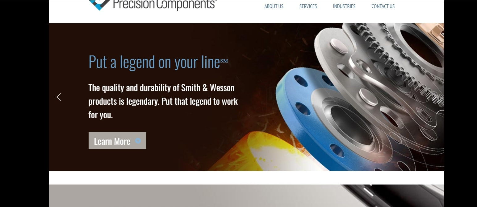 Smith & Wesson Precision Components