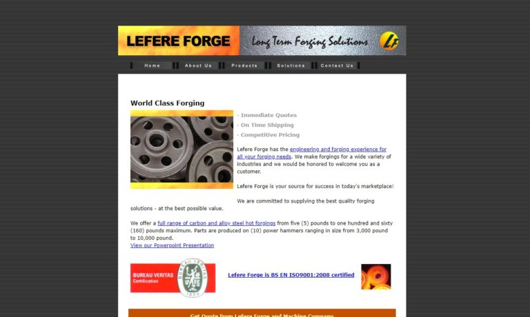 Lefere Forge