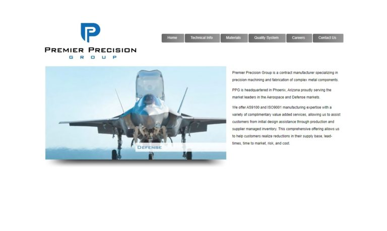Premier Precision Group